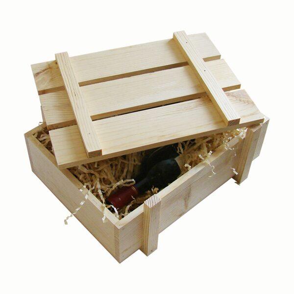 Деревянное дорожКоробочка из бутылКак делать подарки на